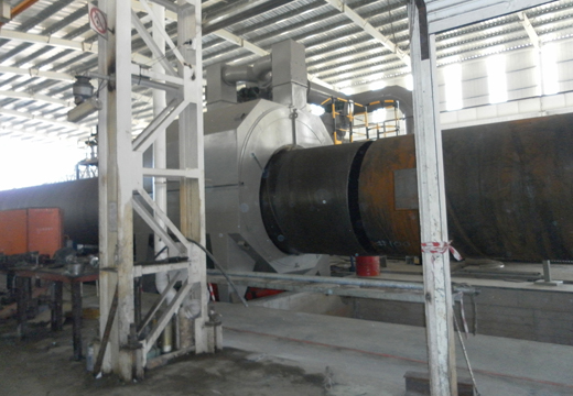 Application of Ballast Machine in Oil Industry